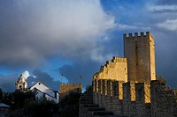 Obidos castle, Historic Village in Estremadura  Leiria District  Center Region  Portugal