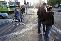 Streetscene, Utrecht, Netherlands