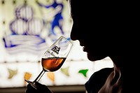 Pérez Barquero Wine Cellars, Montilla, Córdoba Province, Andalusia, Spain.