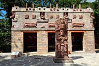Maya Ruins, Roatan Honduras