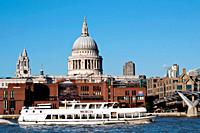 europe, UK, England, London, St Paul´s cathedral