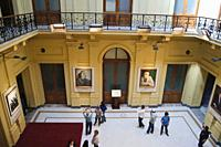 Interior of the Government house Casa Rosada, Buenos Aires, Argentina