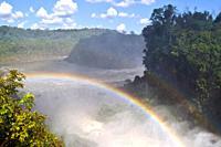 Iguazu waterfalls, Iguazu National Park, Argentina