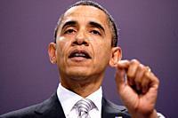 Barak Obama, President of the United States of America  NATO Summit  Lisbon, Portugal  20/11/2010