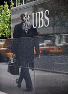 New York City, UBS Bank park avenue