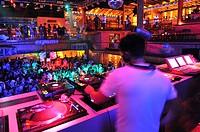 Holiday in Ibiza, disco Amnesia