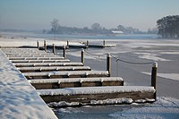 winter in Holland 2010
