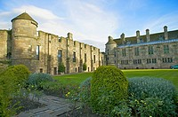 Falkland Palace, Falkland, Fife, Scotland, UK