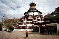 Pelkhor Chode Monastery, Gyantse, Tibet