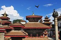 Hanuman Dhoka Durbar world heritage monument zone