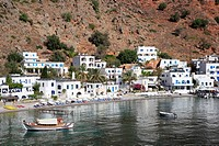 Loutro, South Crete, Greece