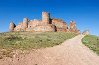 Castle of Almonacid de Toledo, Toledo, Castile-La Mancha, Spain