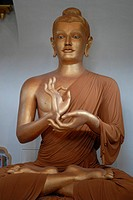 Buddha, Shambhala Mountain Center, Red Feather Lakes, Colorado