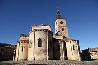 Church, Segovia, Spain