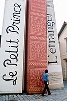 Cite du Livre Arts Centre, Aix-En-Provence, France
