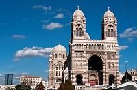 Cathedral de la Major, Marseille, France