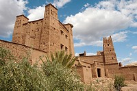 Kasbah of Ait Ben Haddou, Morocco, Africa