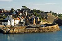 Crail Harbour, Crail, Fife, Scotland, United Kingdom
