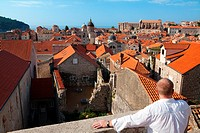 The Old Town of Dubrovnik Croatia