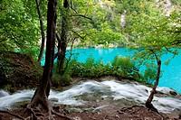 The Plivitje Park in Croatia