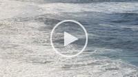 sea waves, La Playa, La Gomera, Canary Islands, Spain