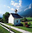 Germany, Ramsau bei Berchtesgaden, Biosphaerenreservat Berchtesgadener Land, Berchtesgaden National Park, Berchtesgadener Land, Berchtesgaden Alps, Up...