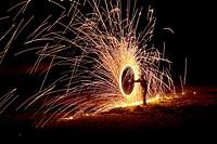 4th of July Fireworks - Pompano Beach, Florida USA