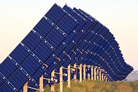 Sun power plant