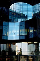 7 More London Riverside building, PriceWaterhouseCoopers offices, pwc, London, UK