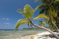 Arridup Island, San Blas Islands also called Kuna Yala Islands, Panama