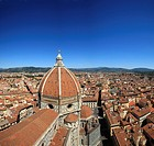 Italy, Tuscany, Florence, Cathedral S M del Fiore.