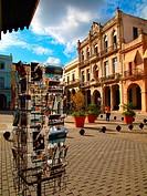 Plaza Vieja, Old Havana, Cuba