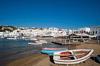 Mykonos Town, Chora, Mykonos, Cyclades, Greece