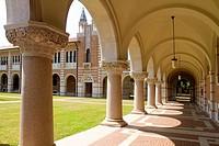Rice University Loggia, Houston, Texas, USA
