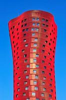 Hotel Porta Fira by Toyo Ito, L´Hospitalet de Llobregat, Barcelona province, Catalonia, Spain