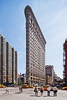 Flatiron Fuller building