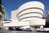 Solomon R Guggenheim Museum, New York