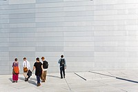 Europe, Norway, Oslo, Oslo Opera House, Snohetta architect