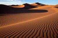 sand-dunes, Erg Chegaga, Sahara, Morocco