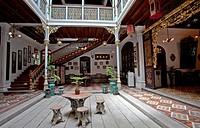 Pinang Peranakan Mansion, Georgetown, Penang, Malaysia