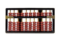 Chinese ancient calculating machine, Abacus