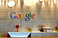 The Swiss branch of google, Zurich, Switzerland