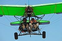 Introduction to ultralight flying, Camarillo Airport, Camarillo California, USA