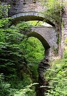 Devil´s Bridge, Ceredigion, Wales, Europe