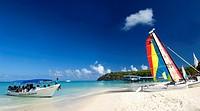 Antigua, Dickenson Beach