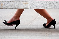 Women´s black shoes