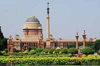 Rashtrapati Bhavan, Presidential Palace in New Delhi