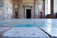 Loggia, Farnese Palace, Caprarola, Italy