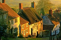 Gold Hill Shaftsbury Dorest England