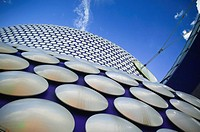 selfridges building, bull ring shopping mall, Birmingham, West Midlands, England